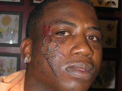 Is this the worst tattoo in the history of hip-hop ...