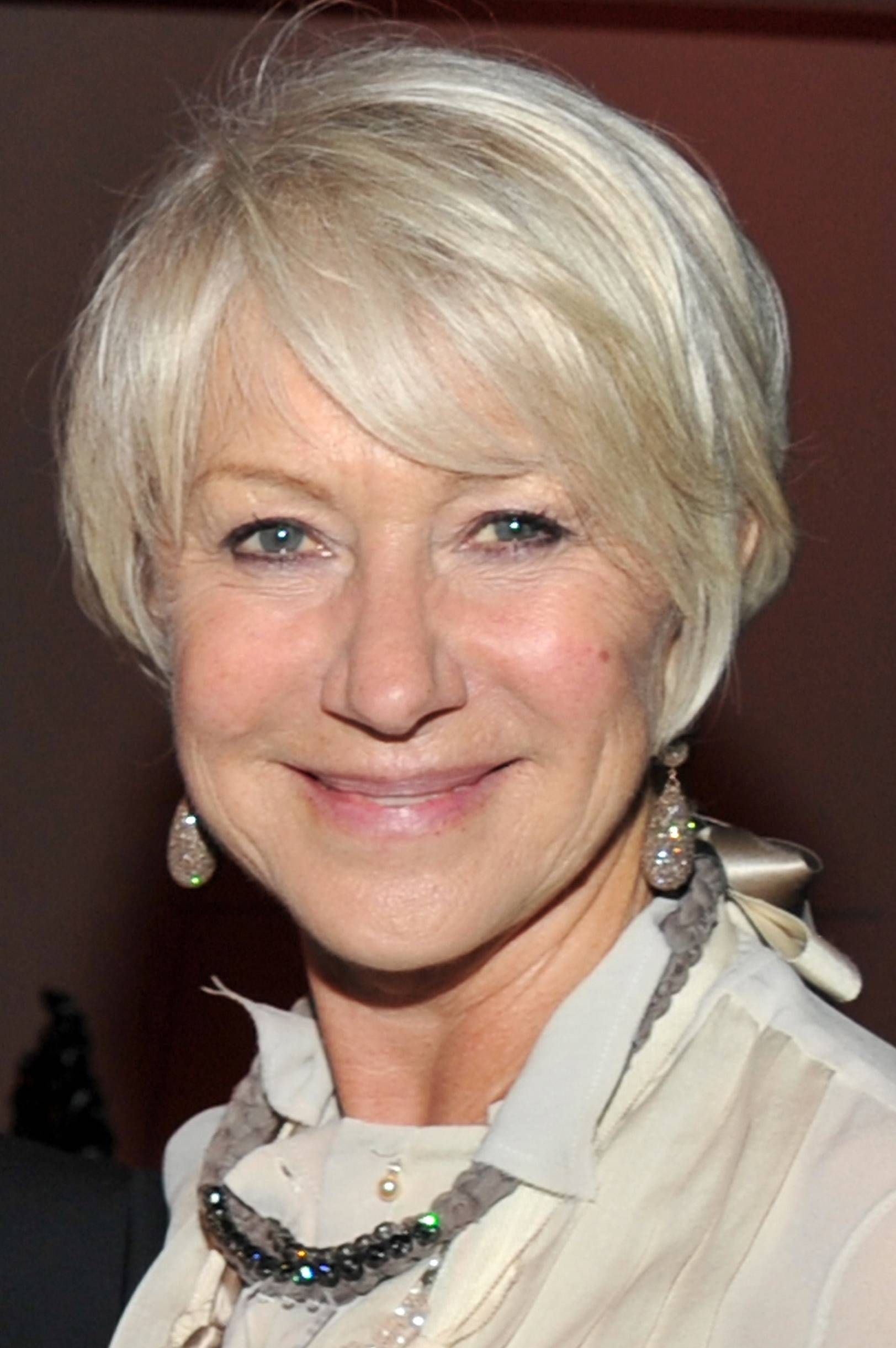 Helen Mirren – now there's a ballsy lass with talent to spare. Is ...