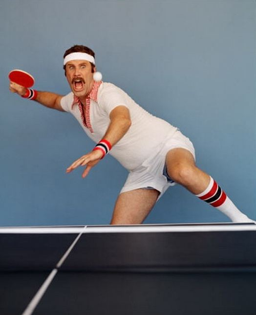 champion table tennis