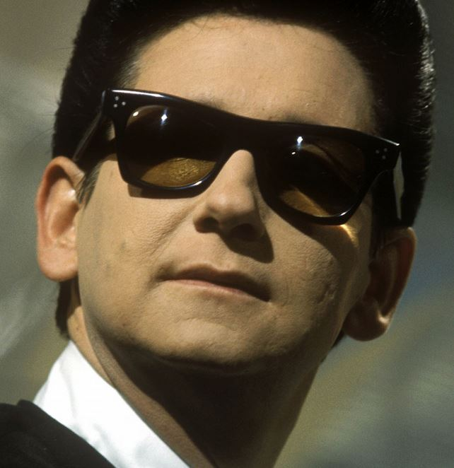 Roy Orbison was blind…