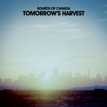 boards of canada tomorrows-harvest