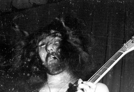 Black Sabbaths Geezer Butler