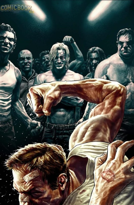 fight club 2 - issue 1 cover