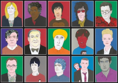 Manc Icons collected - low res