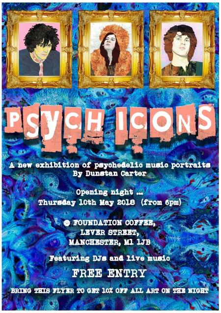 Psych Flyer - finalfrontdesign